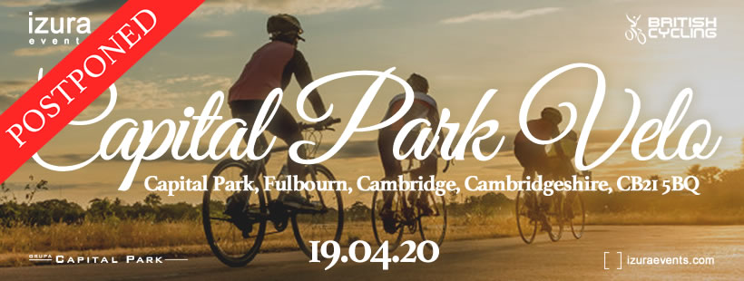 Capital Park Velo Cycling Sportive 2020 (Postponed)